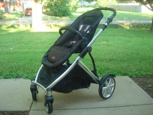 Britax B Ready Travel System Review