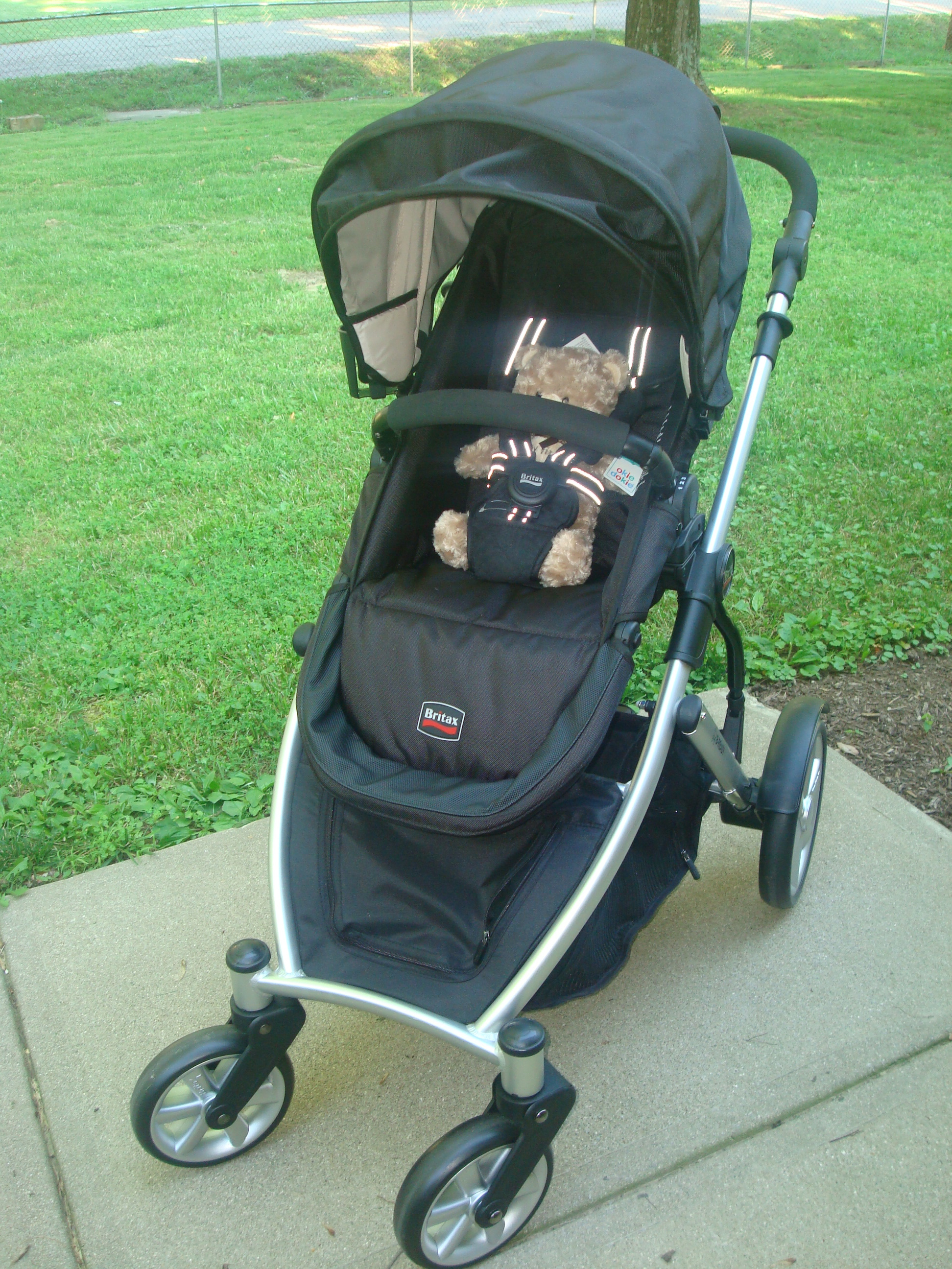 I M In Love My Britax B Ready Stroller Review