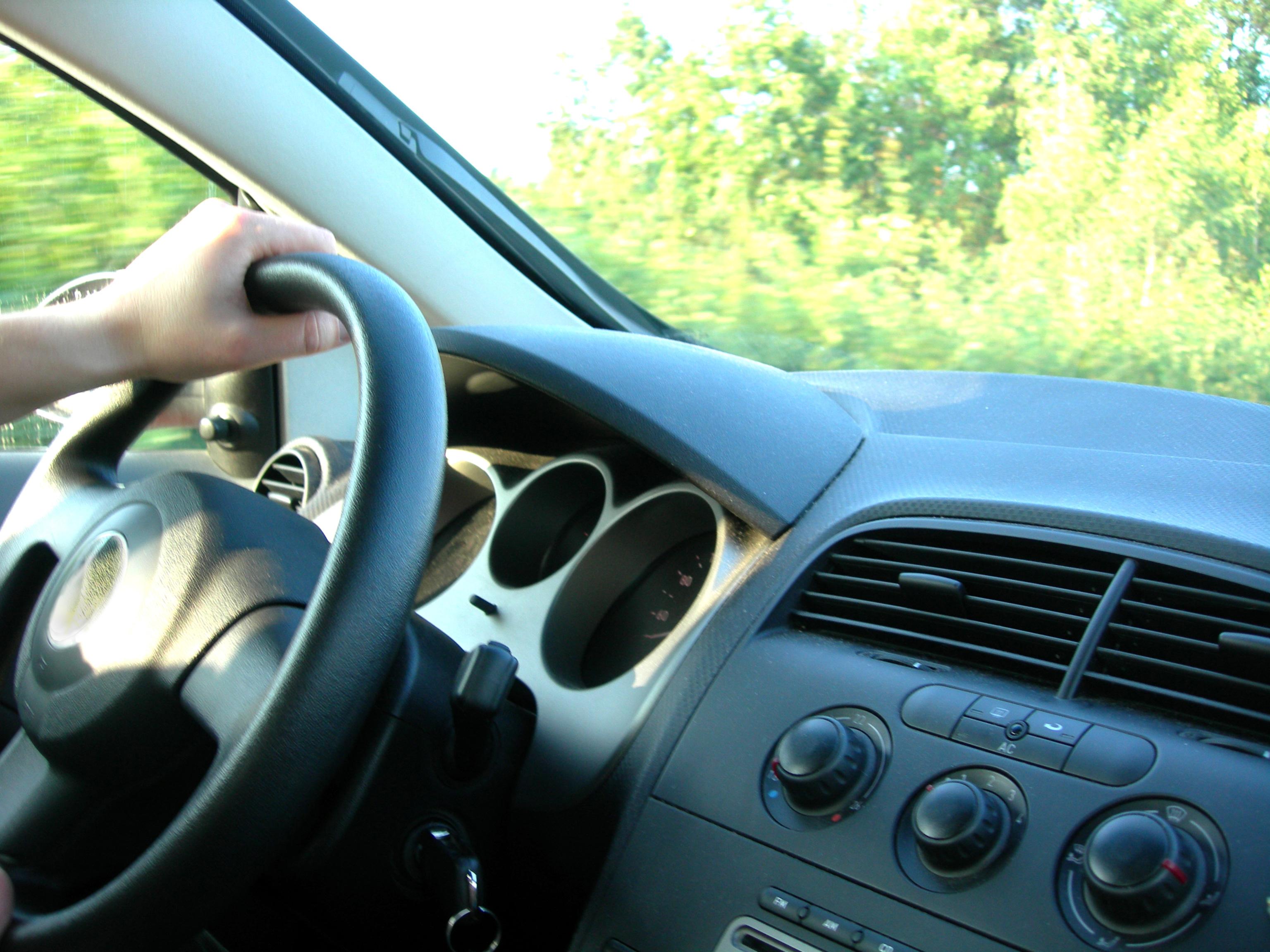Car Handle Driving Game