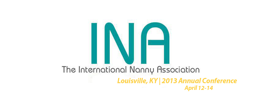 International Nanny Association Annual Conference April 12 ...