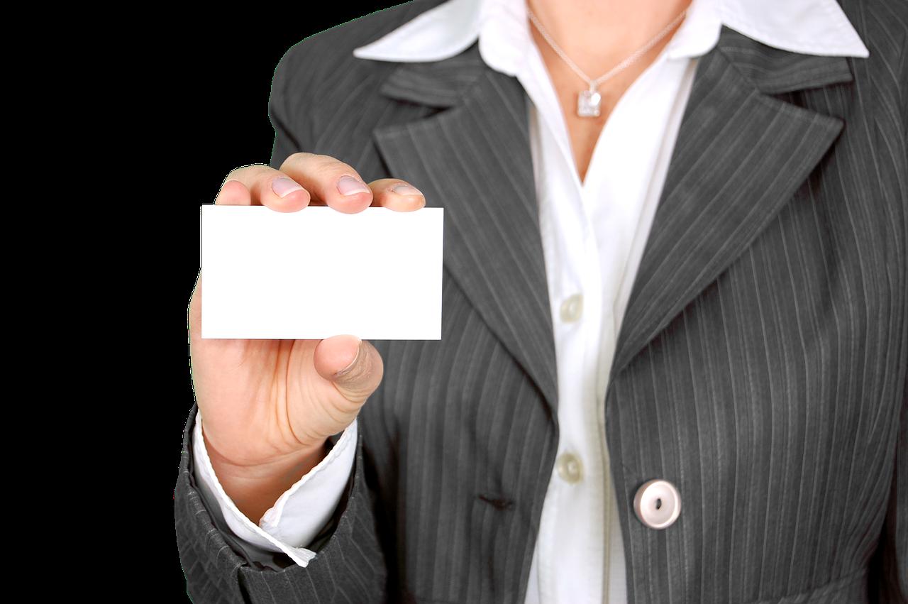 The Art Of The Business Card Regarding Nannies