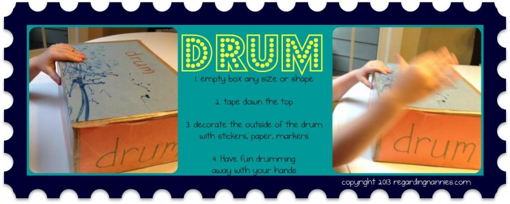 drum instructions