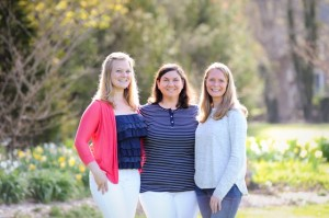 Co-Founders: Bethany Gummow, Susan Rego & Lindsay Miller
