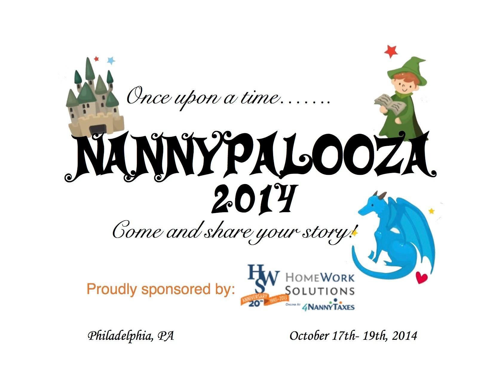 nannypalooza 2014