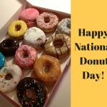 HappyNationalFree DonutDay!
